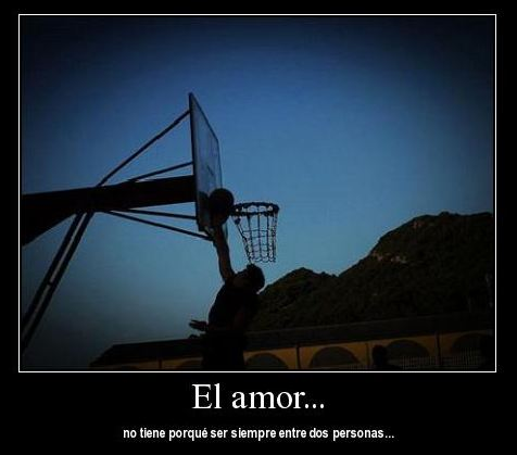 amor al baloncesto 1